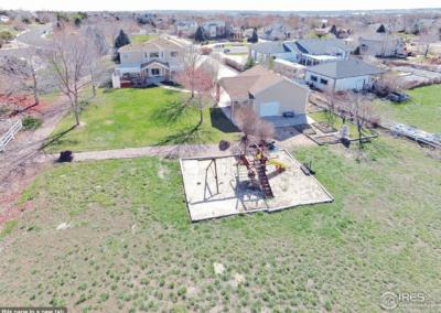14795 Pecos Street Aerial View